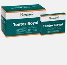10 x Himalaya Herbal Tentex Royal Free Worldwide Shipping 100 Capsules - $29.69