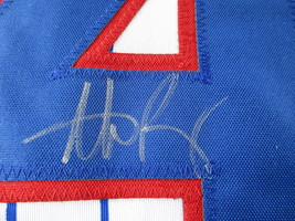 ANTHONY RIZZO / CHICAGO CUBS / AUTOGRAPHED CHICAGO CUBS CUSTOM JERSEY / COA image 4