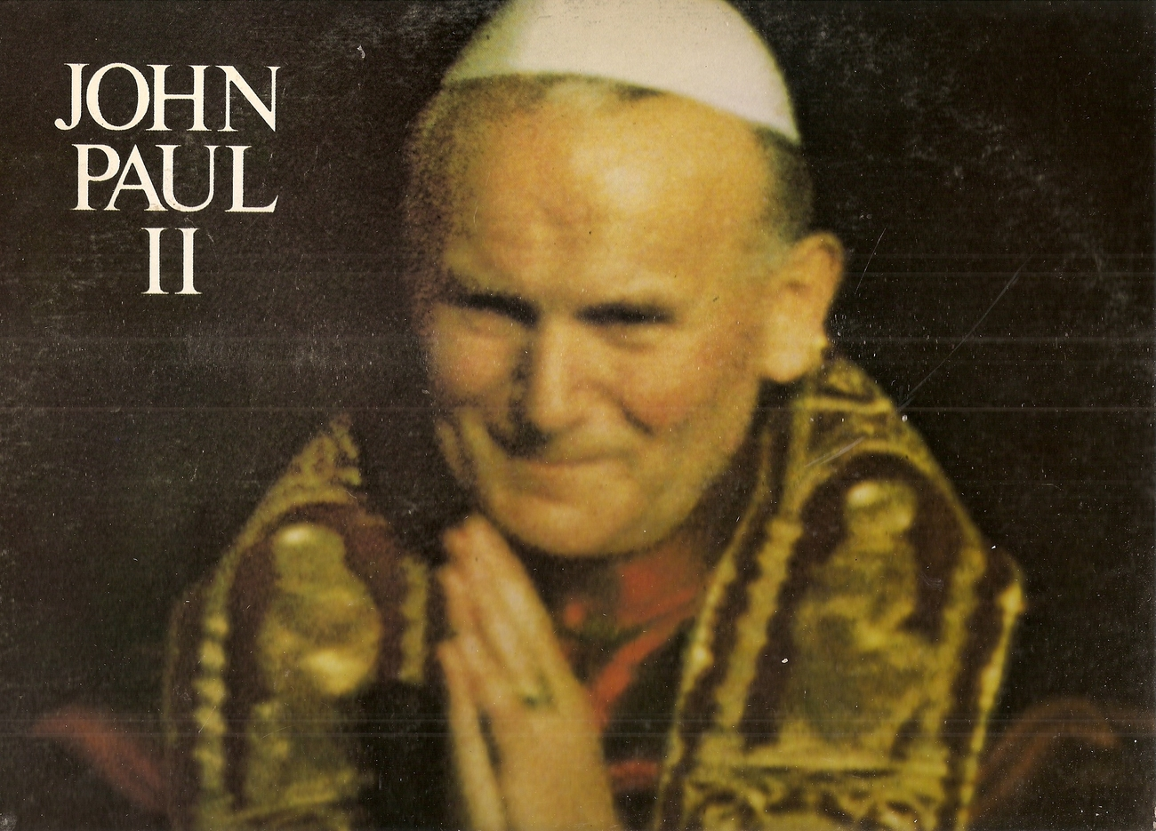 Primary image for LP--- JOHN PAUL 11