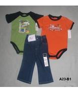 Wonderkids Onesies & Sonoma Jeans  Size 18 mo.  NWT - $18.99