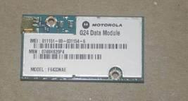 Motorola G24 Model F6433 Nae  Cellular/Gprs Data Module - $15.00