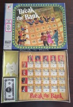 Sealed New Vintage 1977 Break The Bank Tv Board Game Milton Bradley - $28.05