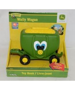 John Deere ERTL Johnny Tractor And Friends Wally Toy Book Wagon - $25.99