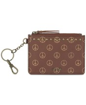 The Sak Peace Sign Silverlake Coin Wallet - $19.79