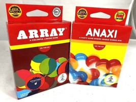 Family Card Games Array, Anaxi - Party Games, Travel Games $40 - $16.88