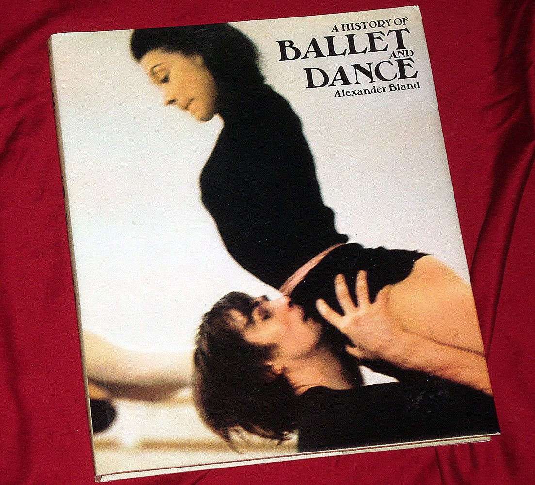 'History of Ballet and Dance in the Western World' by Bland -Very Good Condition