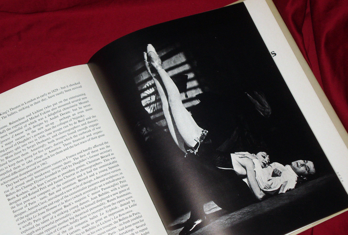 'History of Ballet and Dance in the Western World' by Bland -Very Good Condition image 3