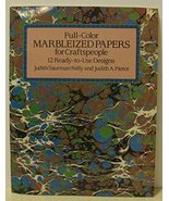 Marbelized Papers for Craftspeople - $36.00