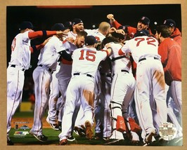 Boston Red Sox 2013 American League Champions Licensed Glossy 8 X 10 Photo DM1 - $5.99