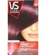 Vidal Sassoon Pro Series 4V London Luxe Midnight Amethyst Permanent Hair... - $13.85