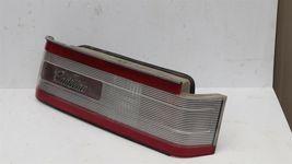 89-93 Cadillac Allante Taillight Brake Lamp Driver Left LH image 3