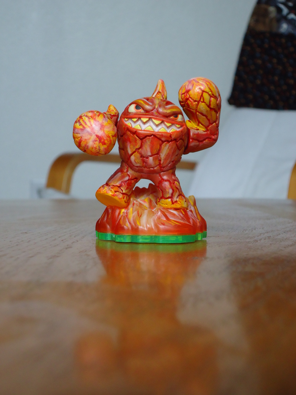 Custom Eruptor Skylanders Spyro's Adventure Movable Parts