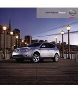 2008 Nissan ROGUE sales brochure catalog US 08 S SL - $6.00