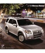 2008 Mercury MARINER sales brochure catalog US 08 Premier - $8.00