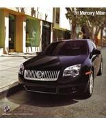 2008 Mercury MILAN sales brochure catalog US 08 Premier - $8.00