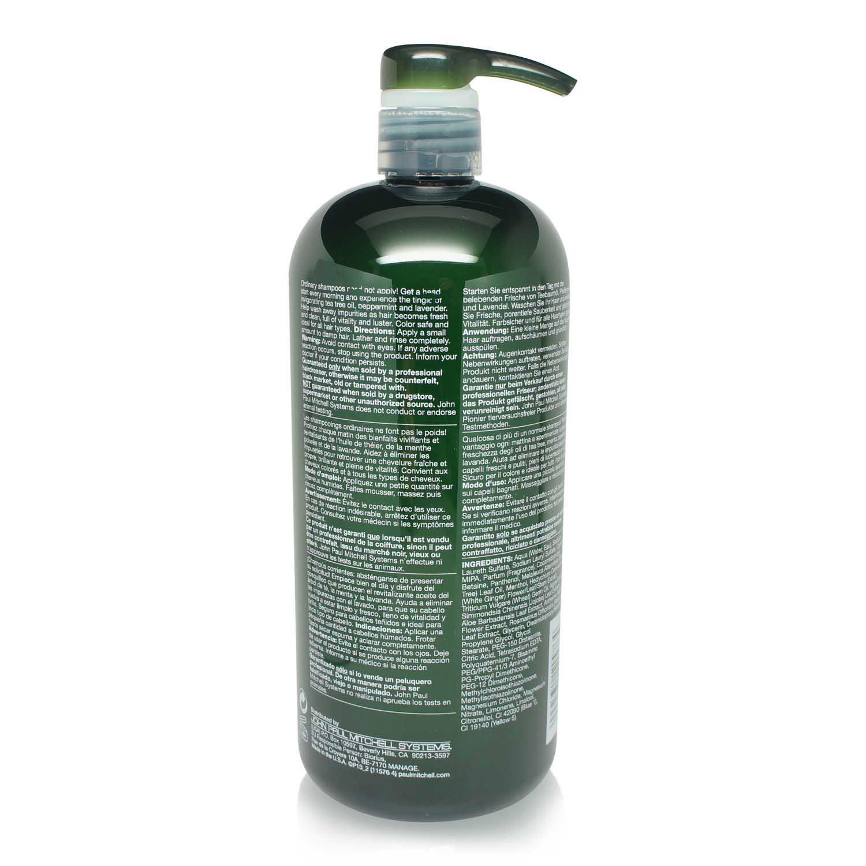 Teatree special shampoo 5764  1