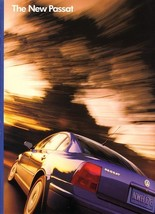 1998 Volkswagen PASSAT SEDAN sales brochure catalog US 98 VW - $9.00