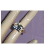 CZ Goddess  Ring Size 5 - $34.97