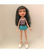 "MGA 2001 Bratz doll 10"" Jade black hair brown eyes - $12.34"