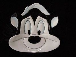 Looney Tunes Pepe Le Pew Decorative Plate Home Décor 1994 Warner Bros. S... - $20.00