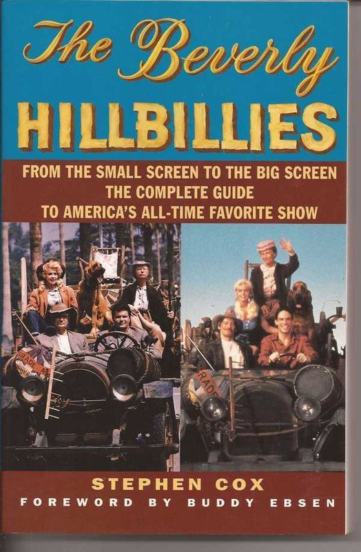 Primary image for The Beverly Hillbillies Complete Guide to Movie & TV Shows Stephen Cox B Ebsen