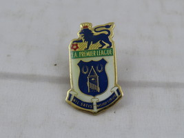 Everton FC Pin - Team Crest with Barclay Logo - Enamel Pin - $15.00