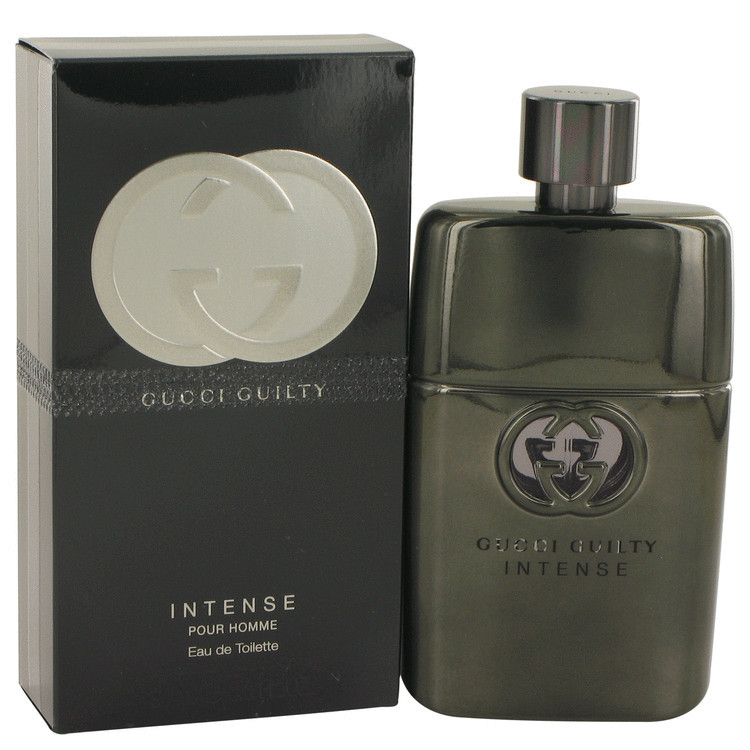 Gucci guilty intense cologne