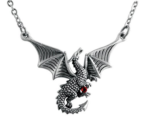 YTC Summit Braxus Dragon Pendant Collectible Necklace Accessory Serpent Jewelry
