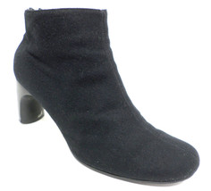 Donna Karan Of New York Dkny Size 8.5 Gray Flannel Ankle Boots 8 1/2 - $26.25