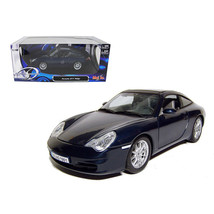 Porsche 911 Carrera Targa Blue 1/18 Diecast Model Car by Maisto 31627bl - $46.47