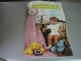 Annie's Pattern Club Booklet #46 - August/September 1987 - $7.91