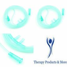Adult Soft Nasal Oxygen Cannula Tubing For Oxygen Concentrator Sealed Pkg - $9.85+