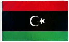 3x5 Libya Africa Flag 3'x5' Banner Brass Grommets Fade Resistant Premium - $8.88