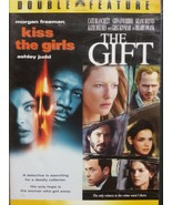 Kiss the Girls/The Gift (DVD) 2-Disc Set - $3.98