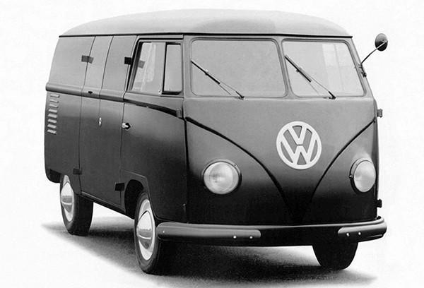 Primary image for 1949 Volkswagen T1 Transporter Final Prototype - Promotional Photo Poster