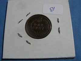 Indian Head Penny 1900 #B - $1.49
