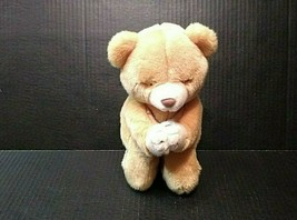 TY Beanie Buddies Plush Praying Bear Hope Vintage Stuffed Animal 1999 - $7.98