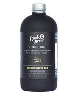 Owl's Brew Citrus Sweet Tea Cocktail Mixer, 16 Ounce Bottle Pack of 6 - $46.41