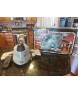 Vtg 1981 Star Wars SLAVE ONE (1/I) BOBA FETT SPACESHIP w/ SOLO CARBONITE... - $329.05