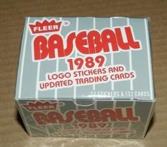 1989 Fleer Update Set Sealed 132 Ct. - $6.93