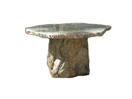 Stone Age Creations TA-JB-1 Typhoon Boulder Jade Table Stone Garden Yard - $4,984.99