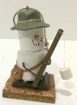 "The Original S'mores ""Fisherman Figurine"" - $7.12"