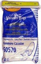 Kenmore 50570 Microfiltration Vacuum Bags - $10.23