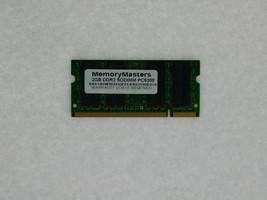 2GB Mémoire pour Gateway Ec 1430U Ec 1433U Ec 1440U Ec 1805U Ec 1815U Lt LT3120U