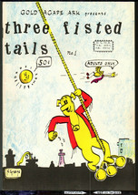 Three Fisted Tales, 1971, vintage Underground comix - obo - $20.90