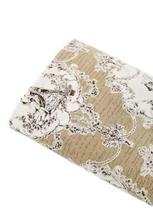[Nobility B] 21'' Wide Handworked Pattern Fabric Calico Fabric (17.521 Inches)