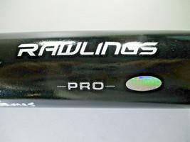 CAL RIPKEN JR. / MLB HOF / AUTOGRAPHED RAWLINGS PRO BLACK BASEBALL BAT / STEINER image 5