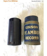 ON SALE Vintage Edison Blue Amberol 4 minute Cylinder 2478 Record Come A... - $140.25