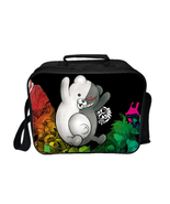 Danganronpa Lunch Box Lunch Bag Picnic Bag Kid Adult Fashion Type B - $19.99