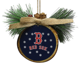 Red Sox Stump Ornament  - $6.99
